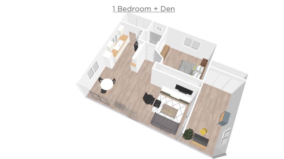1 Bedroom_Plus_Den