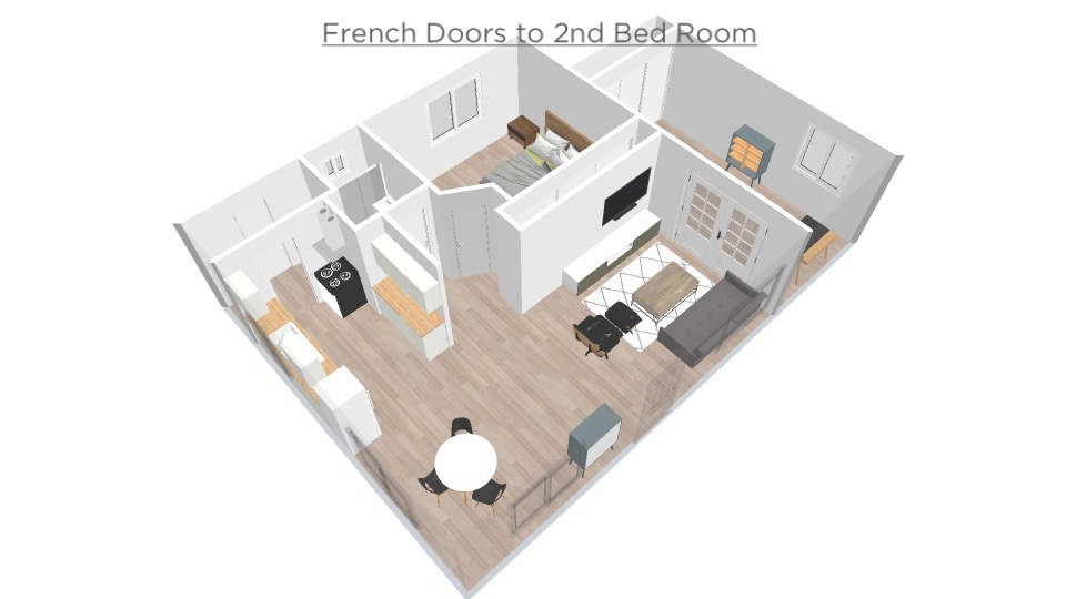 French_Doors_to_2nd_Bed_Room